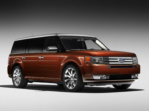2009 Ford Flex Rear 33390.jpg